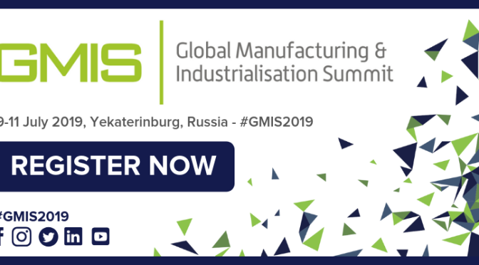 Russian Business Council of Australia is a partner of GMIS2019